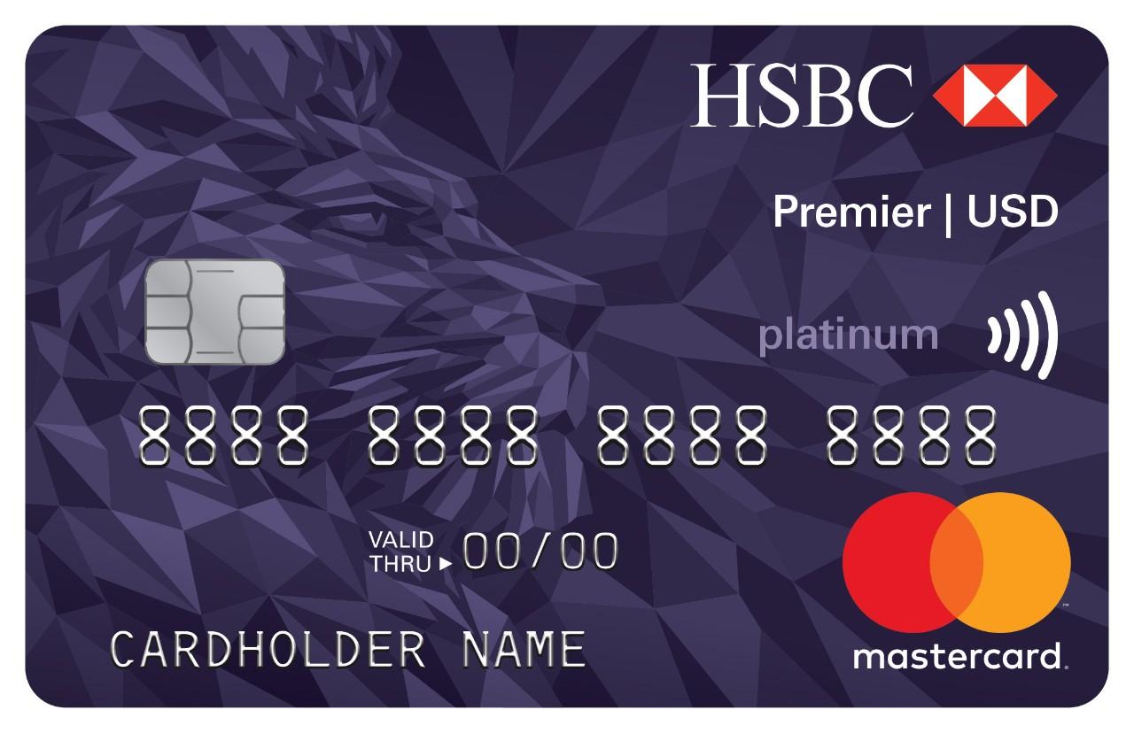Credit cards - HSBC BM